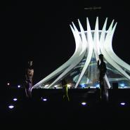 Katedrála-Brazília
