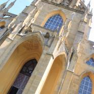 Klašterní kostel Nanebevzetí P.Marie, sv.Wolfganga a sv.Benetikta