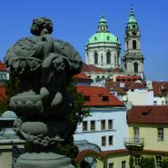 Vrtbovska zahrada, Praha