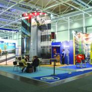 Expozice ŠKODA výstava EMO Hannover