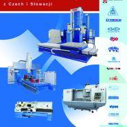 Katalog obráběcich a tvářecích strojů