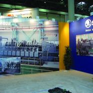 Expozice na výstavě EMO