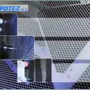 Trubkový výměník fotografie 2x1,2m