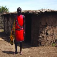 Obydlí Masaju