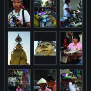 Život v Bangkoku