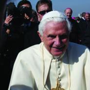 Papež Benedikt XVI v Praze